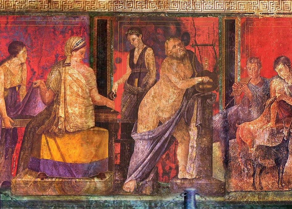 pompei-villa-dei-misteri-affresco