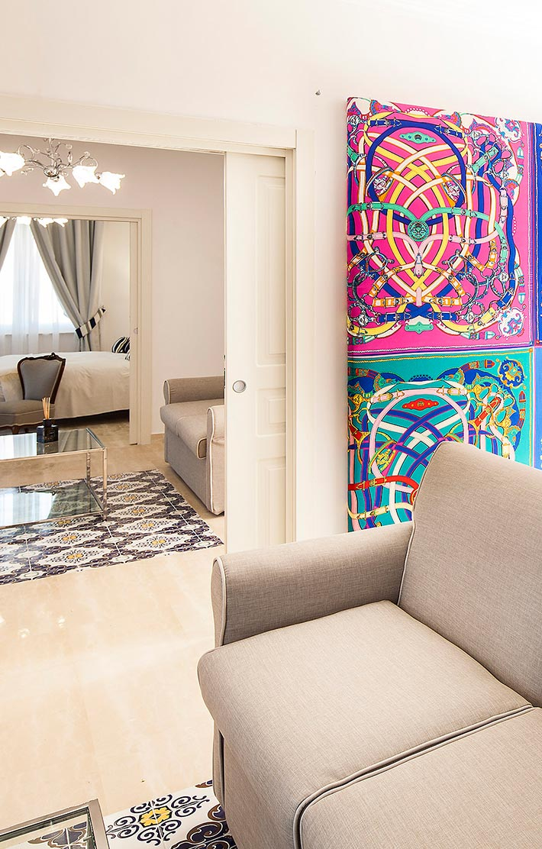 interno Olea suite