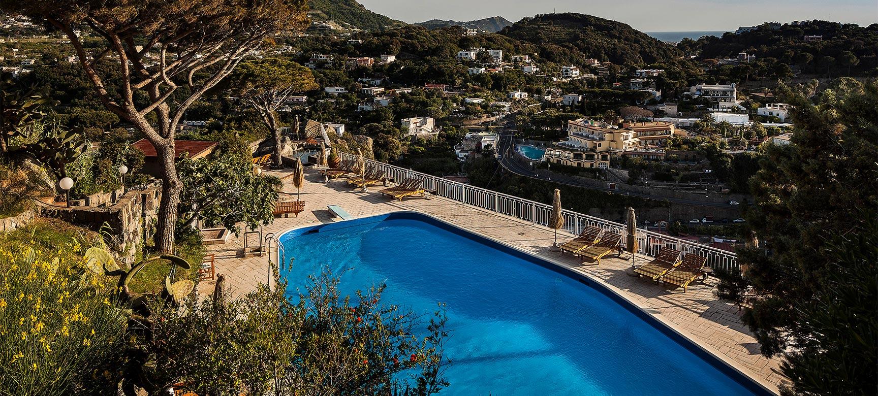 sea pool San Montano Resort